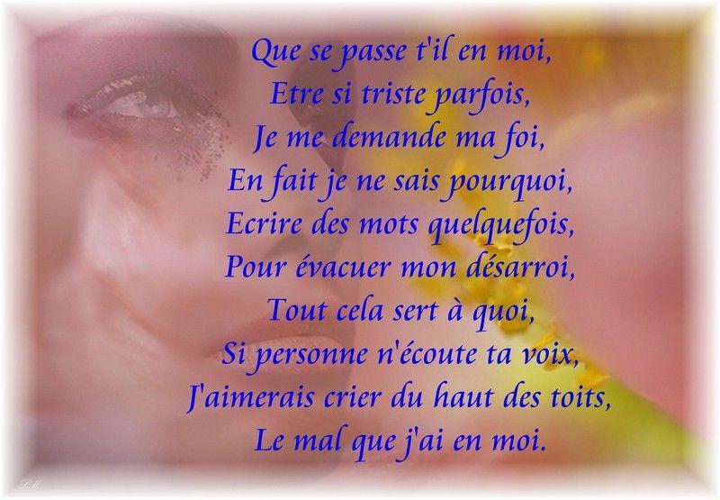 Poeme De Coeur Briser 7