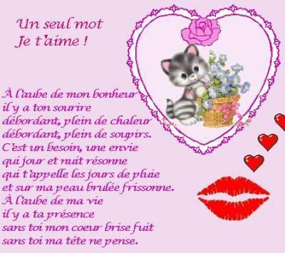 Petit Message Damour